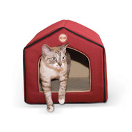 K&H Pet Products Thermo Indoor Heated Kitty House
