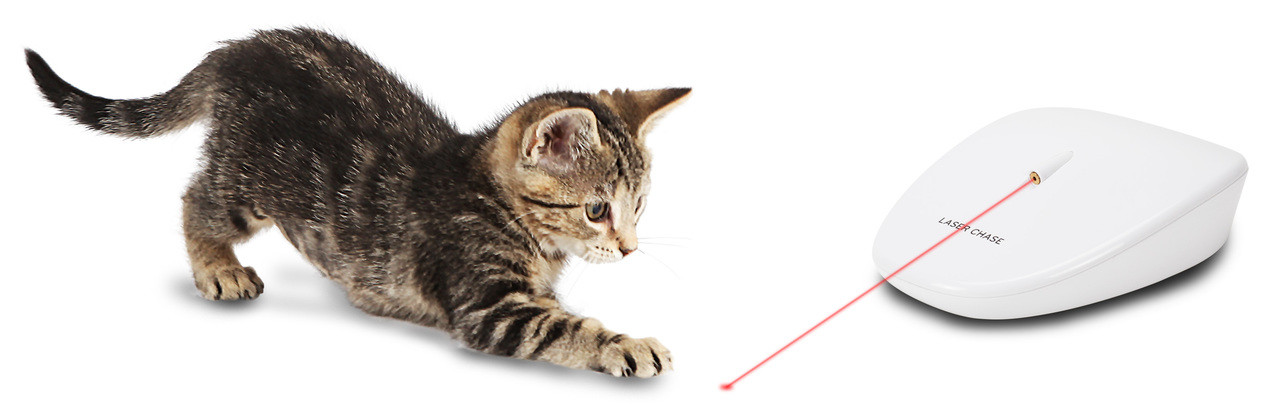 Petsafe Laser Tail Interactive Toy