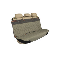 PetSafe Happy Ride Quilted Bench Seat Cover Green 45 L x 56 W