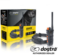 Dogtra 3500X Dual Dial Remote Dog Trainer