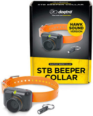 Dogtra STB Beeper Dog Collar HAWK Version for Upland Hunting Gun Dogs