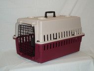 "Dog Crate Protective Carrier Airline Approved 24""L x 16""W x 14""H"