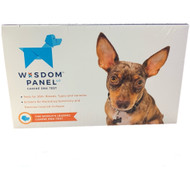 Wisdom Panel 4.0 Canine Dog Breed DNA Test Kit
