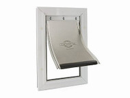 PetSafe Aluminum Freedom Pet Door (Large) PPA00-10861