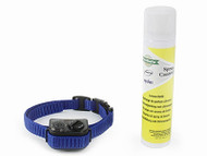 Little dog spray collar citronella