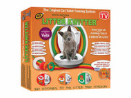 Doogies Litter Kwitter 3-Step Cat Toilet Training System