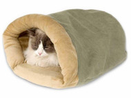 K&H Manufacturing Thermo Crinkle Sack Heated Cat Bed