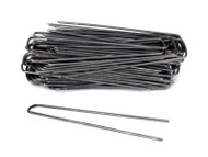Underground Electric Cat Fence Lawn Staples 100 Pack