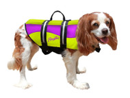 Pawz Pet Neoprene Dog Life Jacket