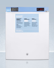 Summit FFAR24LMED2 Countertop Medical Refrigerator