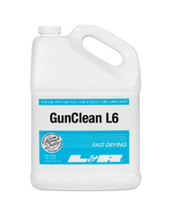 GunClean L6 Firearm Ultrasonic Cleaner Concentrate - 1gal