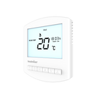 Programmable Digital Thermostat with Hot Water - 12V