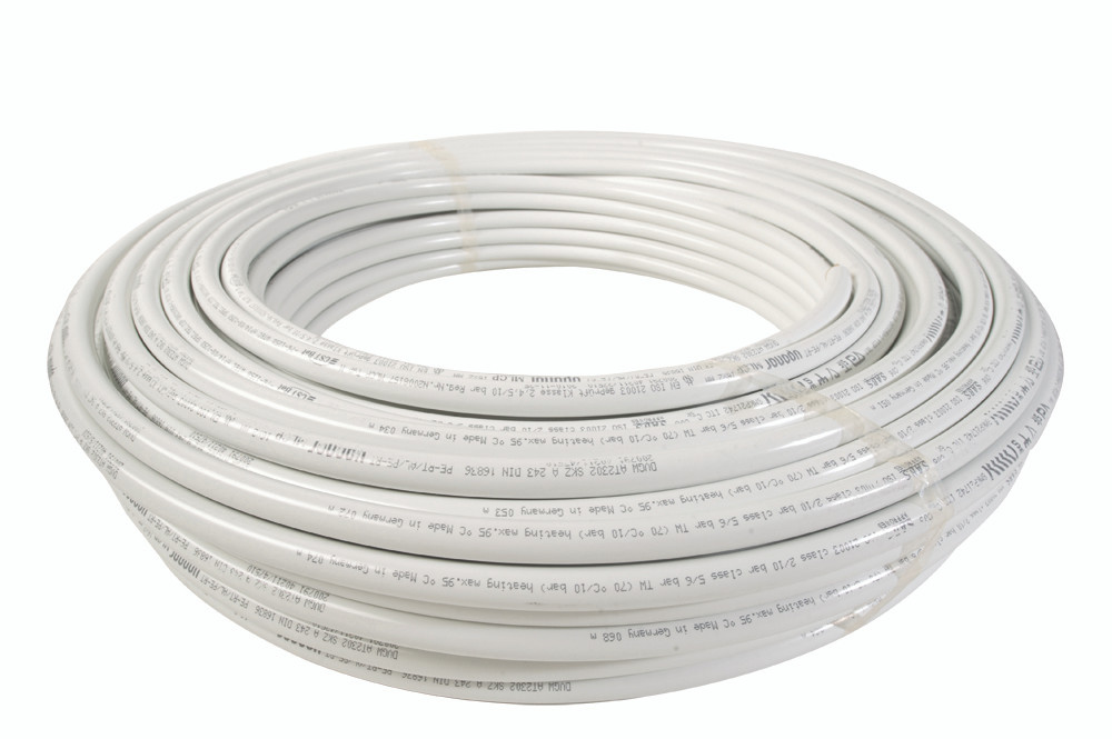 Uponor 16mm MLC pipe