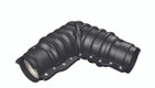 Uponor Ecoflex elbow insulation set