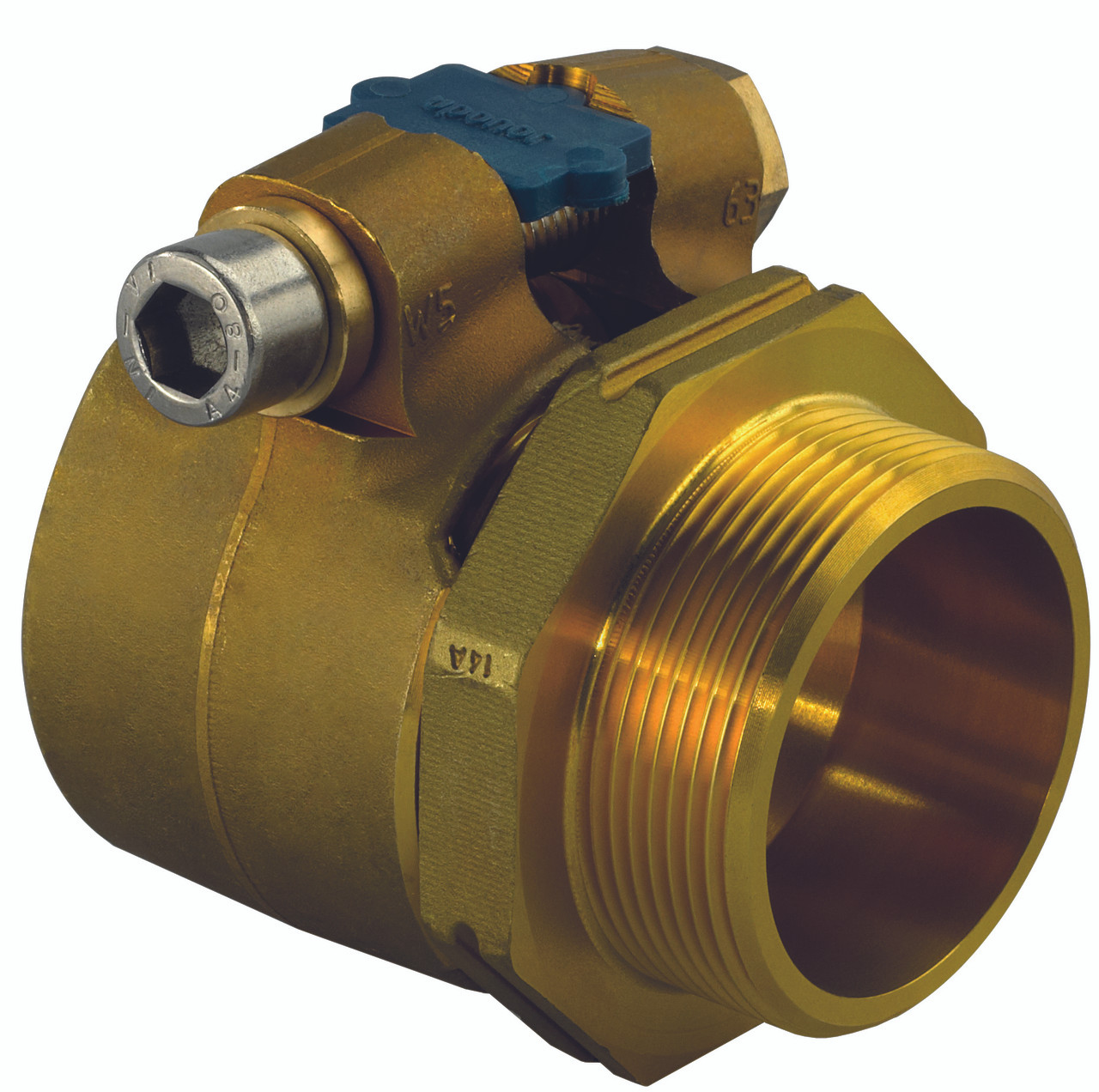 Uponor Wipex male coupling, PN6