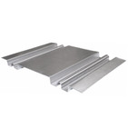 Polypipe FFB (Fit From Below) Double Heat Spreader Plate (Pack of 5) - PB206
