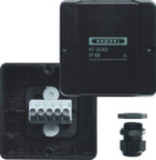 Selftec Junction Box for up to 3 cables