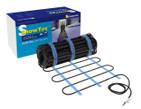 Elektra SnowTec Tuff External Heating Mat for Ice & Snow Protection - 0.6m Wide - Installed In Asphalt / Tarmac