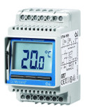 Din Rail Mounted Temperature Controller -  NO SENSOR