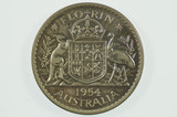 1954 Florin Elizabeth II in Uncirculated Condition