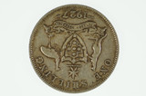 1927 Shilling George V in Very Fine Condition
