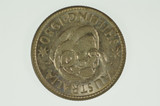 1950 Shilling George VI in Extremely Fine Condition