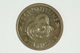 1957 Shilling Elizabeth II in Uncirculated Condition