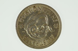 1942 S Shilling George VI in Almost Uncirculated Condition