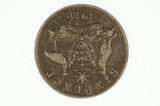 1914 Sixpence George V in Fine Condition