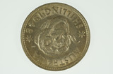 1948 Shilling George VI in Uncirculated Condition