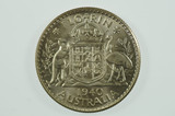 1940 Florin George VI in Uncirculated Condition