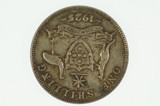 1925 Shilling George V in Very Fine Condition