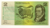 1974 Two Dollars Phillips/Wheeler Banknote in About Uncirculated Cond