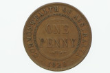 1920 Penny Dot Above and Dot Below Scrolls in Almost Very Fine Condition