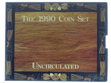 1990 Royal Australian Mint Uncirculated Coin Set