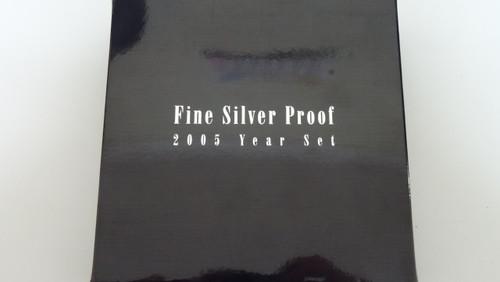 Royal Australian Mint Fine Silver Proof End of World War II 2005 Year Set