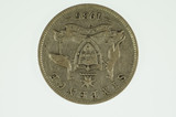 1935 Sixpence George V Low Mint in Fine Condition