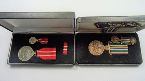 Australian Defence Medal and Anniversary of National Service Medal