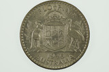 1946 Florin George VI in Extremely Fine Condition