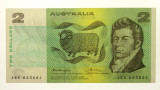 1976 Two Dollars Knight / Wheeler Banknote in aUnc Condition