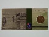 1999 The Last Anzacs One Dollar A Mint Mark Uncirculated Coin