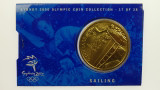 Sydney 2000 Olympic Games Sailing Five Dollars Uncirculated Coin