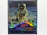 2004 1oz 999 Silver 35th Anniversary of The First Moon Walk $1 Proof Coin