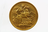 1902 Sydney Mint Gold Full Sovereign in Fine Condition