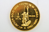 Niugini Mining Limited 1 Troy Ounce 9999 Fine Gold Round