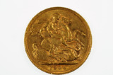 1904 Melbourne Mint Gold Full Sovereign in Very Fine Condition