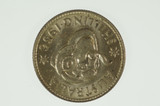 1956 Shilling Elizabeth II in Extremely Fine Condition