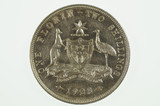 1923 Florin George V in Almost Uncirculated Condition