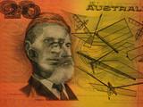 1991 Twenty Dollars Fraser / Cole Variety Wet Ink Transfer Banknote