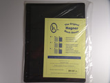 Hagner Stock Sheets Single Sided 3 Strip Packet of 10 Pages
